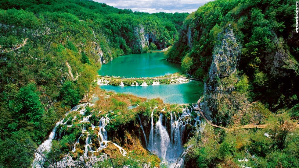 Plitvice Lakes National Park (Plitvička Jezera