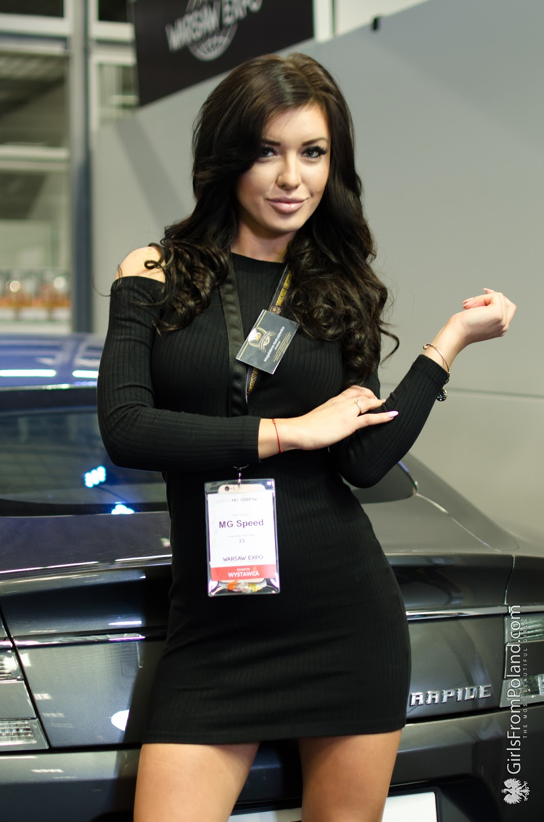 Warsaw Motoshow 2015 MG Speed  Zdjęcie 33