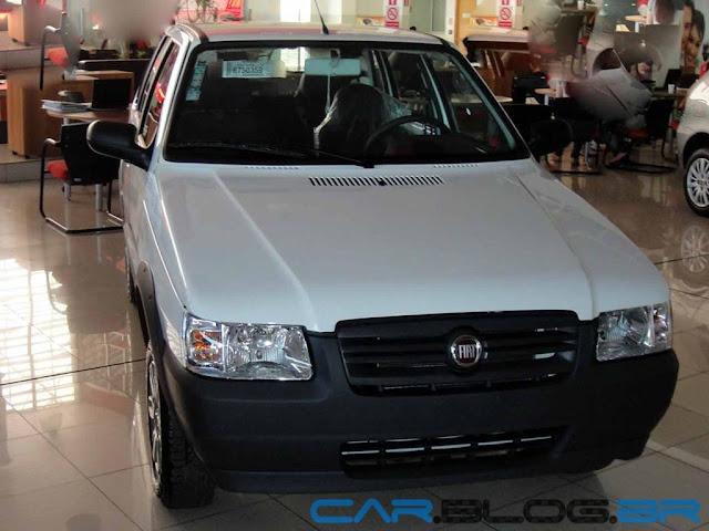 Fiat Uno Mille Way 2013