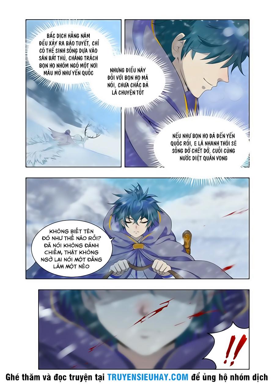 Vạn Giới Thần Chủ chap 9 - Trang 4