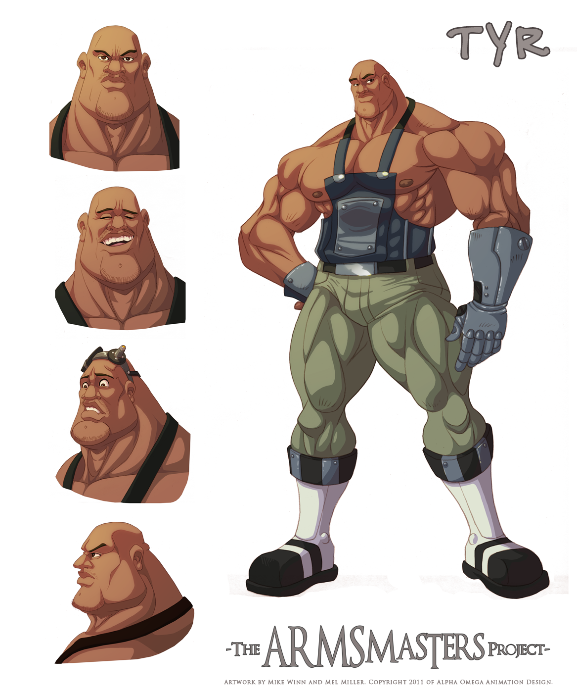 Character Model Sheet Template Marvel Character Model Sheet