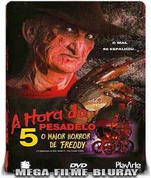 A Hora do Pesadelo 5: O Maior Horror de Freddy (1989) – BluRay 720p HD Dual Áudio - Torrent