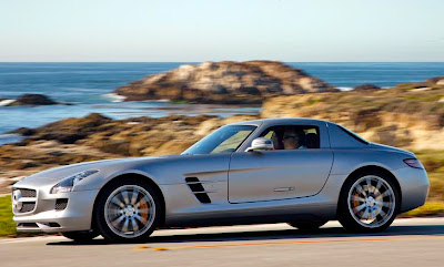 AUTO DEPORTIVO MERCEDES BENZ SLS AMG CARRO VERSION COUPE
