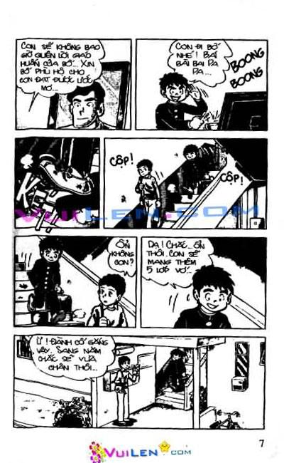 Jindodinho - Đường Dẫn Đến Khung Thành III  Tập 1 page 7 Congtruyen24h