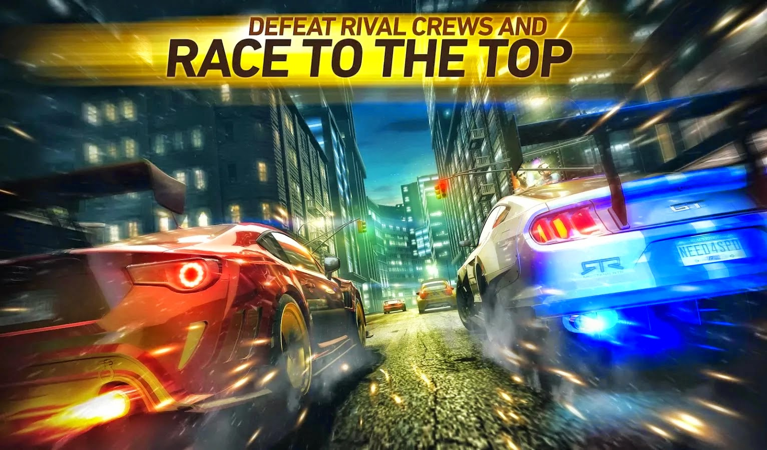 Need for Speed™ No Limits 1.0.48 Mod Apk (Unlimited Money)