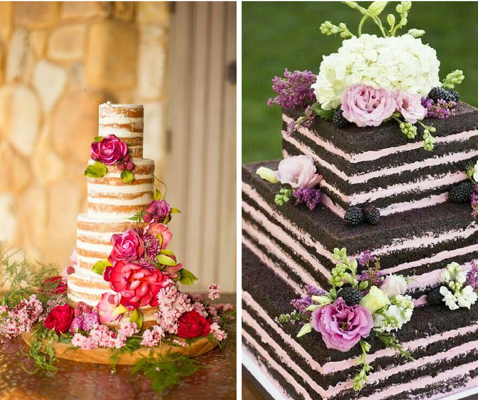 уникално красиви сватбени торти