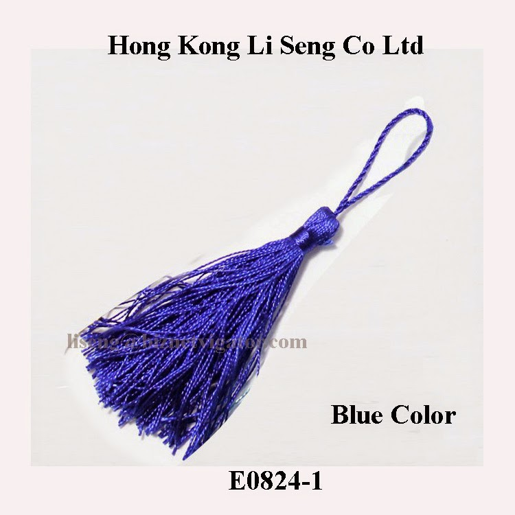 The Best Tassels Manufacturer and Supplier - Hong Kong Li Seng Co Ltd