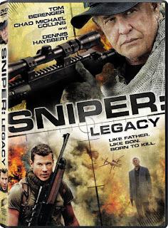 Sniper: Legacy (2014) Hindi Dual Audio BluRay | 720p | 480p