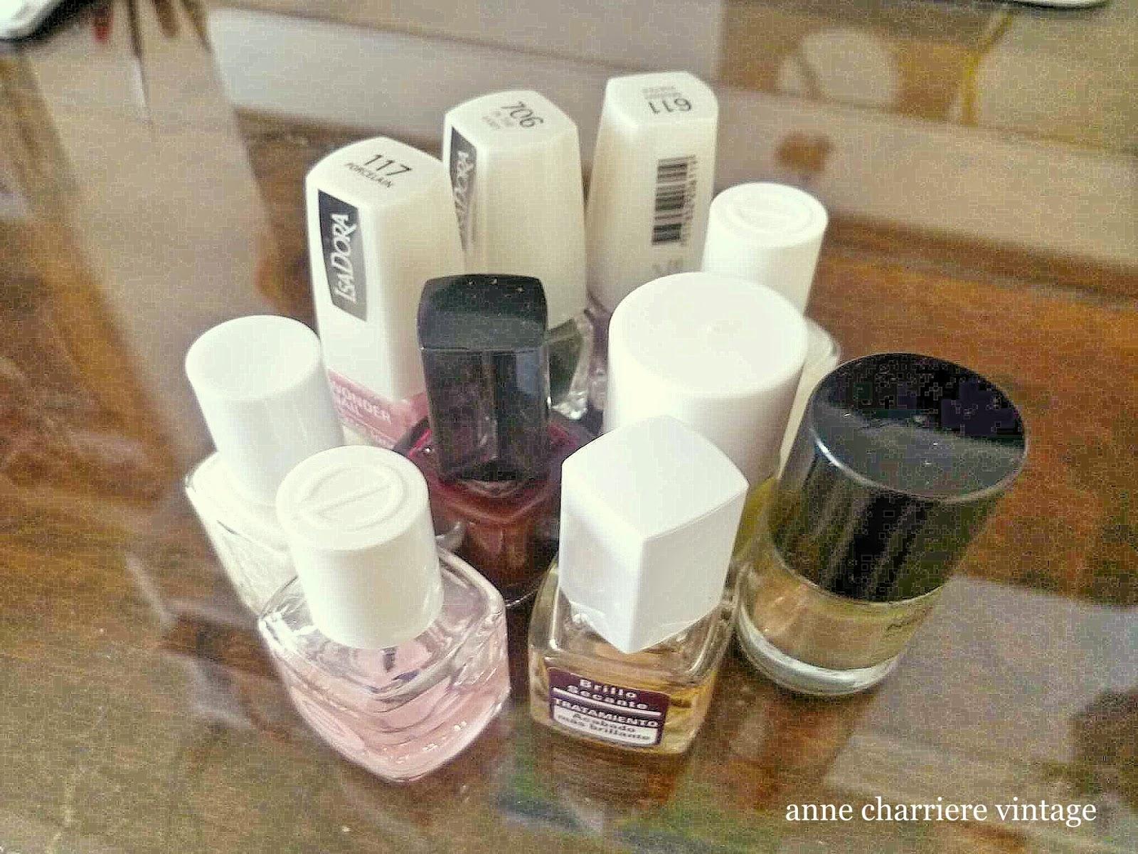 anne charriere, nail polish organizer,
