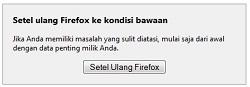 Mengembalikan Search Mozilla Ke Google