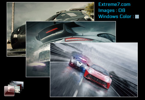 Need for Speed : Rivals Wallpapers and Theme for Windows 7 and Windows 8