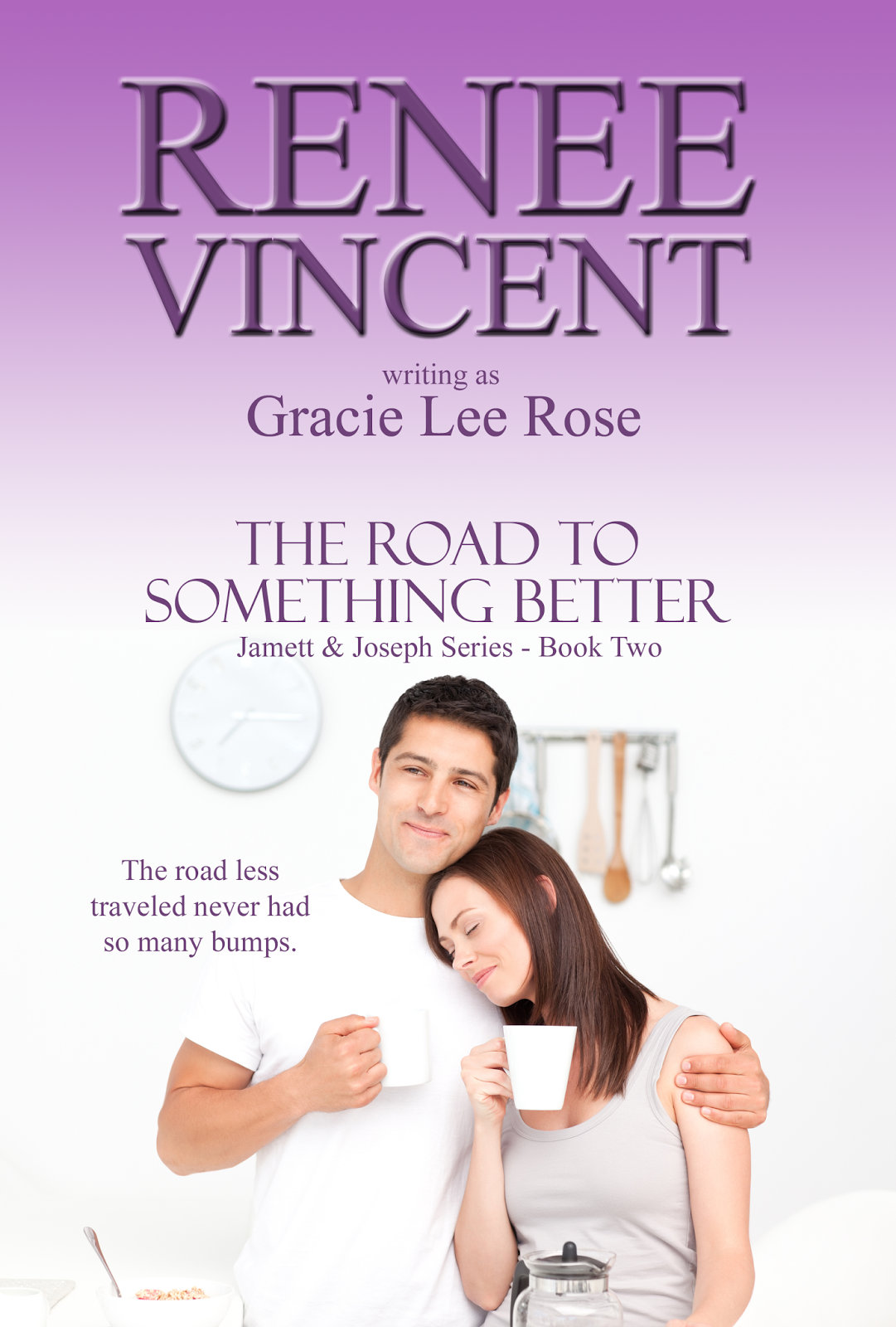Book Spotlight: The Road to Something Better