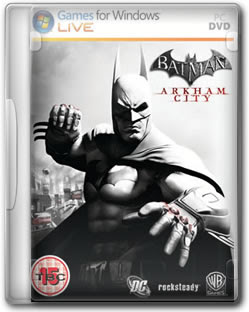 Batman%2BArkham%2BCity Batman Arkham City PC + Crack