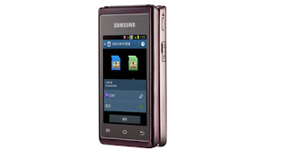 Samsung Android flip phones
