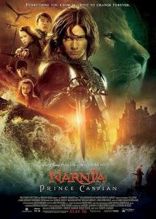 Narnia Günlükleri: Prens Kaspiyan izle