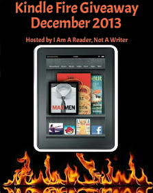 Kindle Fire OR $299 Amazon OR PayPal Giveaway (ends 1/1/14)