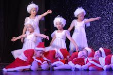 Magia de navidad-Muestra teatro Empire 2012
