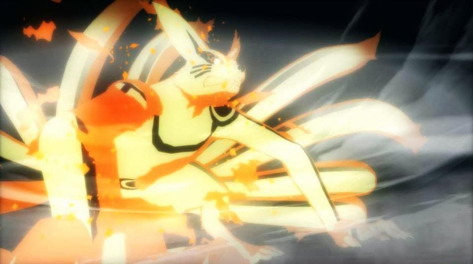 Naruto Anger Storm Revolution