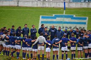 Los Pumas reciben a FC Grenoble Rugby