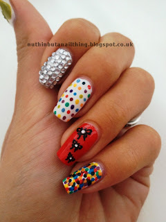 damien hirst artwork nails nail art