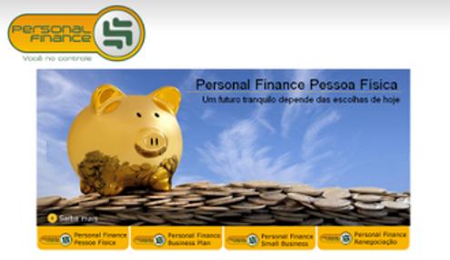 Consultora Financeira de Pessoas, Famílias e Empresas