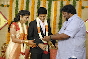 Rahul and Chinmayi wedding reception photos-thumbnail-11