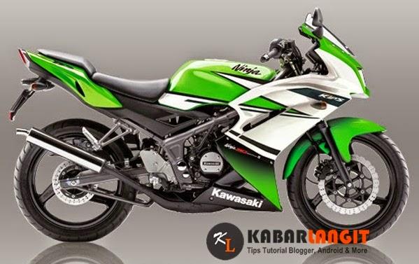 Harga  Kawasaki Ninja RR Special Edition