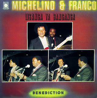 Michelino & Franco - Lisanga ya Banganga,Michita Production 1984