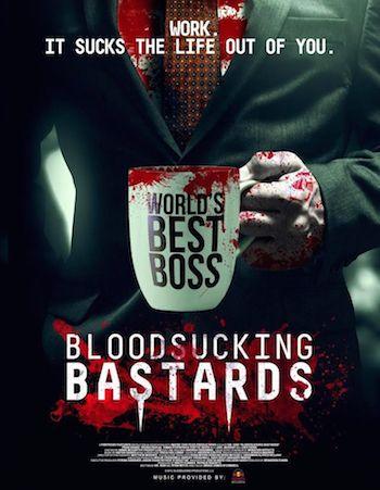 Bloodsucking Bastards (2015) WEB-DL 720p x265 400MB