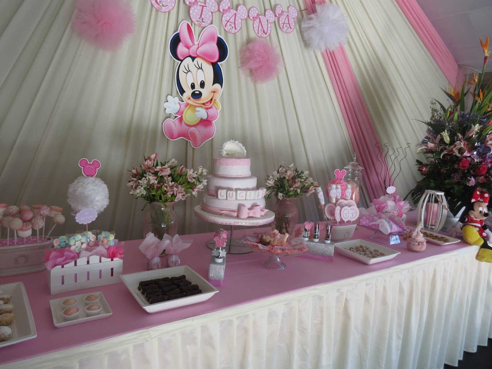 Decorci n baby shower ni o ni a recuerdos juegos for Decoracion casa shower
