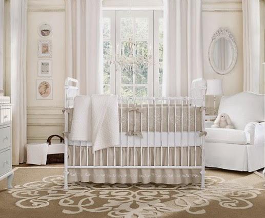 Babyzimmer unisex gestalten