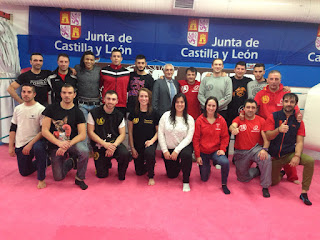 Examen CN de kickboxing 12nov 2016