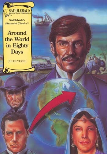 A Fastidious English Gentleman Phileas Fogg Makes A Remarkable Wager He Will Travel Around The World In Eighty Days Or Forfeit 20000 English