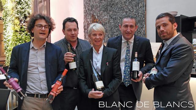 Advini tasting - www.blancdeblanc.fi