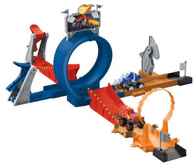 jouetsdebain  Fisher Price Nickelodeon Blaze and the Monster Machines