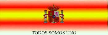 España, todos somos UNO.