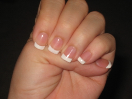 how to make fake nails at home with straw