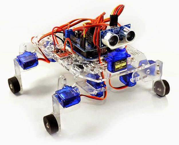Роботы на arduino своими руками