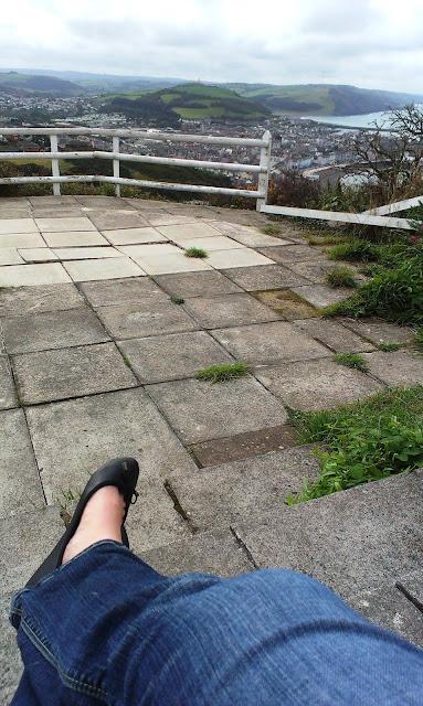 Aberystwyth view
