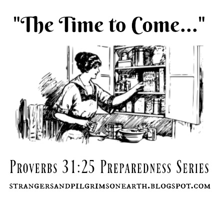 Proverbs 31 Preparedness Series