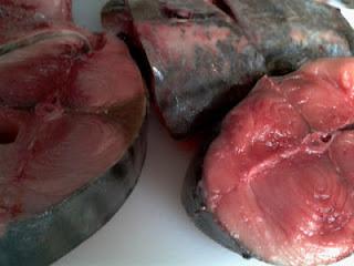 Este bonito ha sido pescado en la Bahía de Cádiz