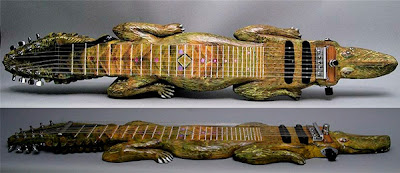 Alligator Guitar