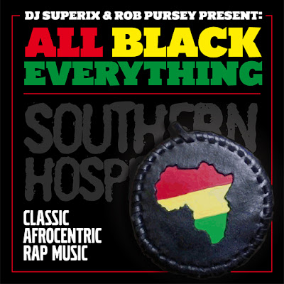 DJ Superix and Rob Pursey - All Black Everything