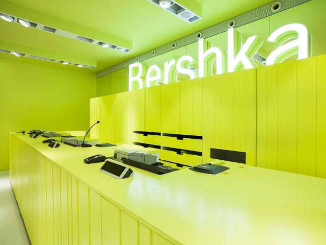 Porcelanosa group projects bershka store in bologna for Bershka via indipendenza bologna