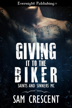 Giving It To The Biker