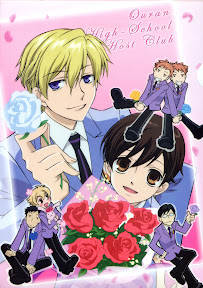 The ouran highschool host club