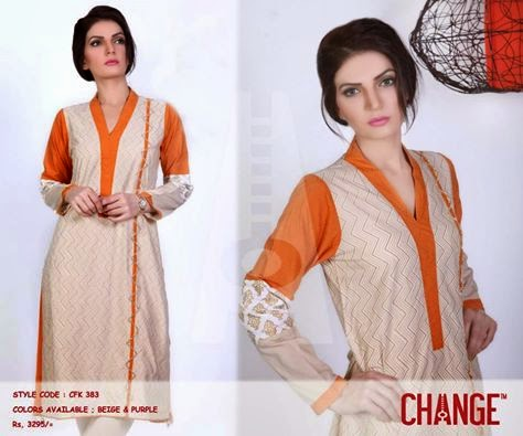 Change Summer Dresses 2015 Collection