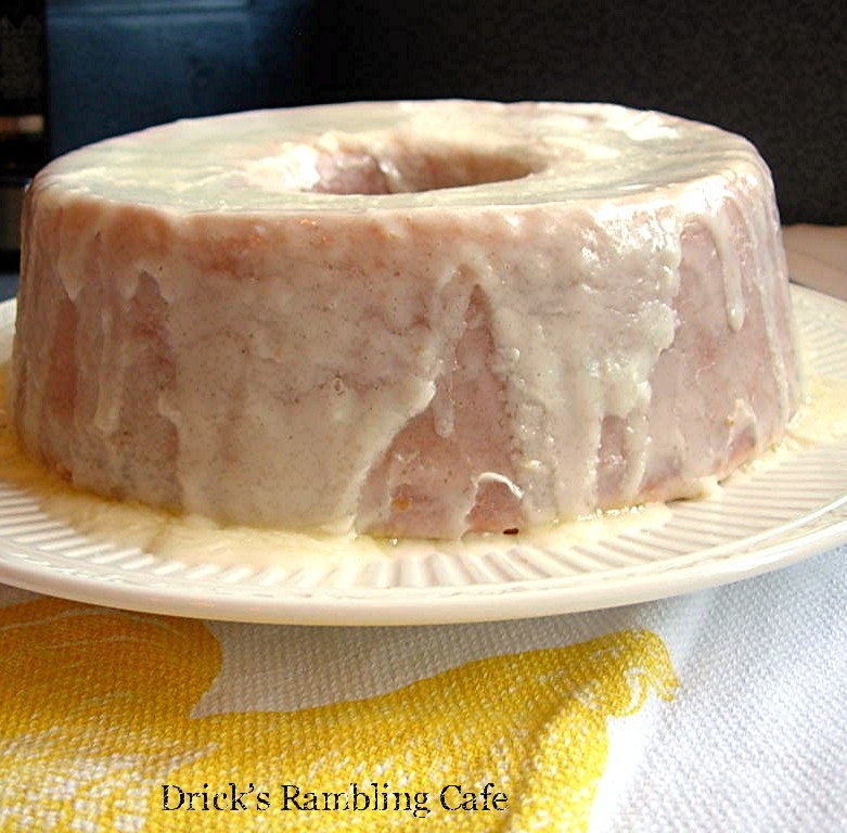 How To Make Glaze Icing For Pound Cake