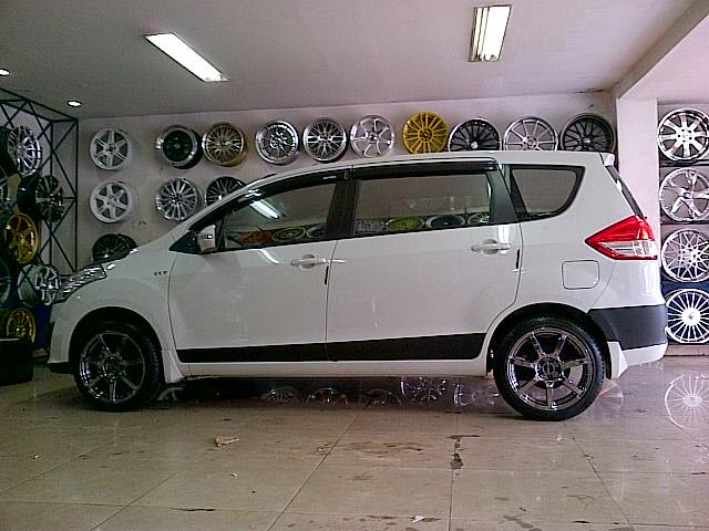 Modifikasi Mobil Suzuki Ertiga Terbaru