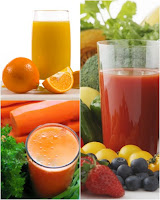 diet sehat dengan jus